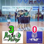 Nova Volley Loreto 2014 - U.S. Volley 79 3-0